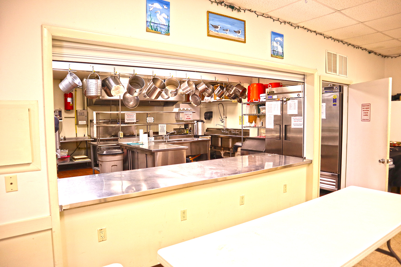 Cypress Bend RV Resort Amenities Kitchen